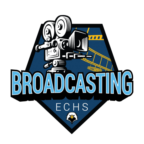 ECHS Broadcasting Logo