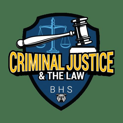 BHS Criminal Justice & Law Logo