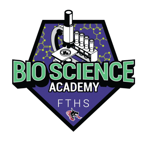 FTHS Bio Science Academy Logo