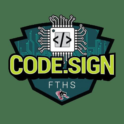 FTHS Code.Sign Logo