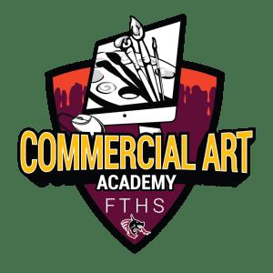 FTHS Commmercial Art Academy Logo