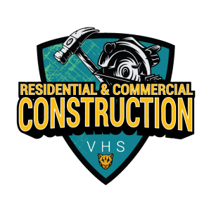 VHS Commercial Residential Construction Logo
